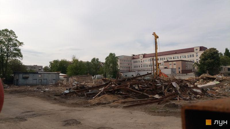 Хід будівництва ЖК OK'LAND, , травень 2019