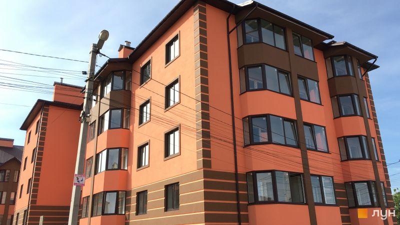 Хід будівництва Волошковий, 10 будинок, травень 2019
