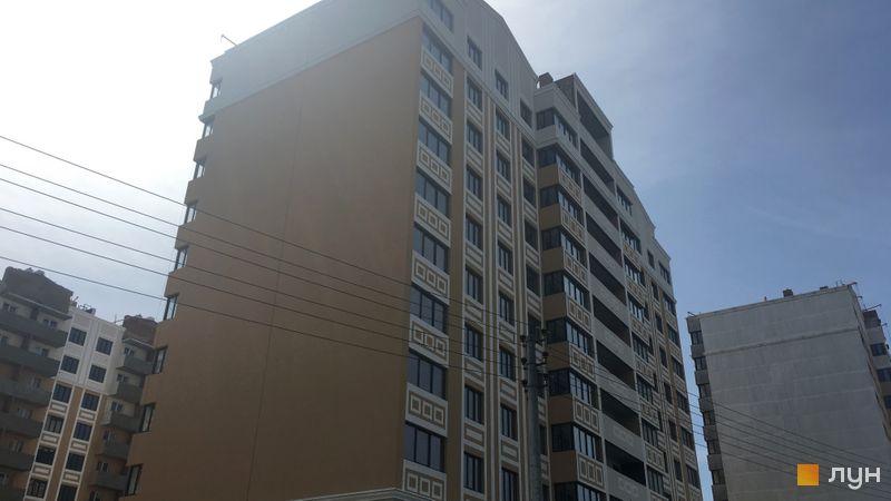 Ход строительства ЖК Квартал Крюковщина, 2 дом, май 2019
