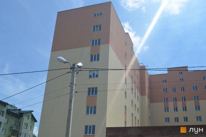 Хід будівництва вул. Сухомлинського, 14, секція В, травень 2019
