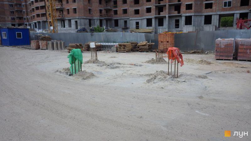 Хід будівництва ЖК Голосіївська Долина, , травень 2019