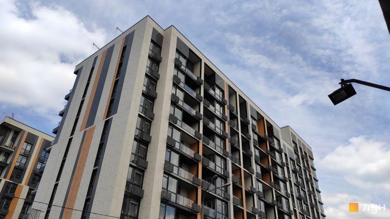 Ход строительства ЖК Французский квартал 2, 9 дом, июнь 2019