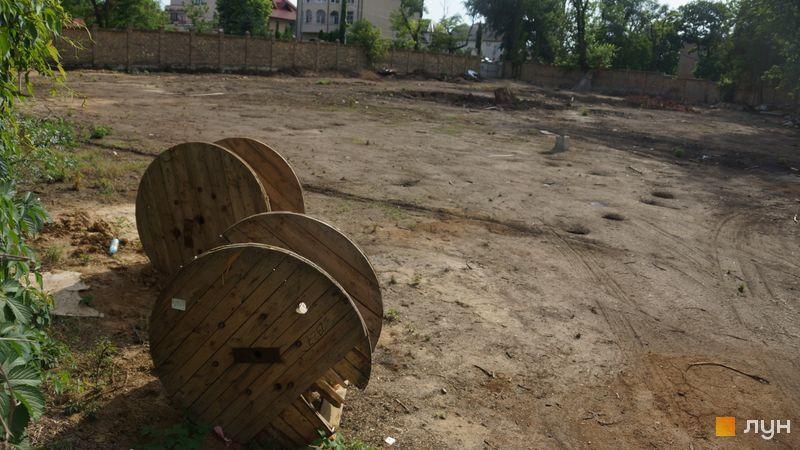 """Хід будівництва Клубний будинок """"Сапфір"""", , червень 2019"""
