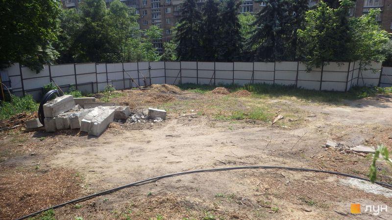 Ход строительства ЖК Washington Concept House, , июнь 2019