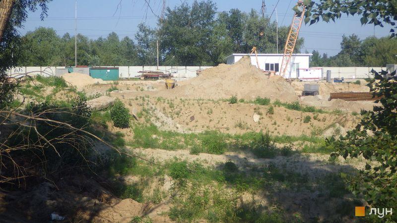 Хід будівництва ЖК Ревуцький, , червень 2019