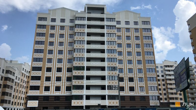 Ход строительства ЖК Квартал Крюковщина, 2 дом, июнь 2019