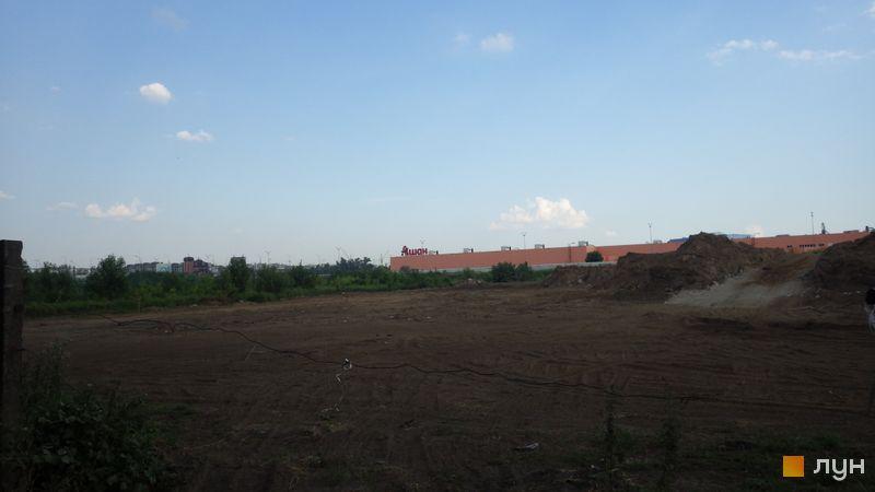 Ход строительства ЖК LUCKY LAND, , июнь 2019