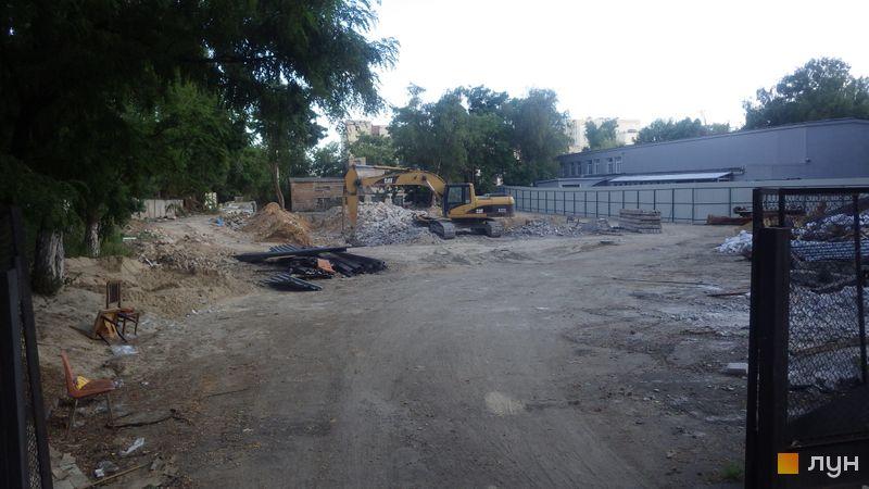 Хід будівництва ЖК Голосіївський, , червень 2019