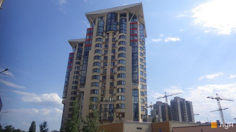 Хід будівництва ЖК Сонячна брама, 1 черга (вул. Ломоносова, 75а), червень 2019