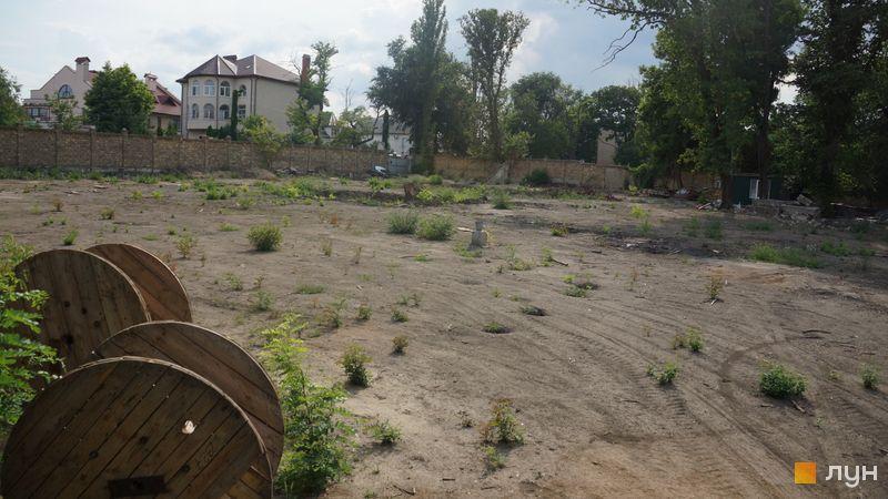 Ход строительства Клубный дом «Сапфир», , июль 2019