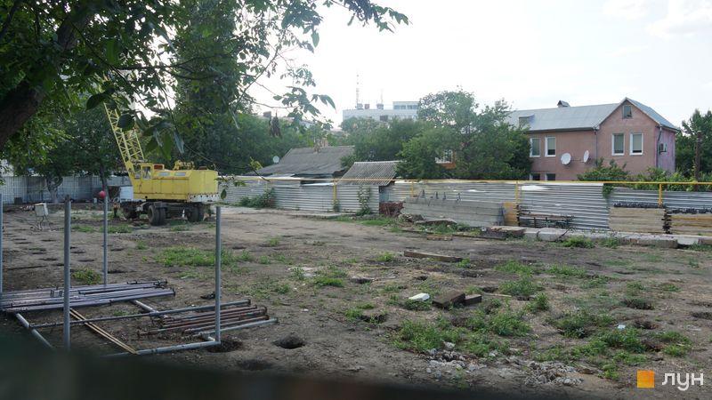 Хід будівництва ЖК Comfort Hall, , липень 2019