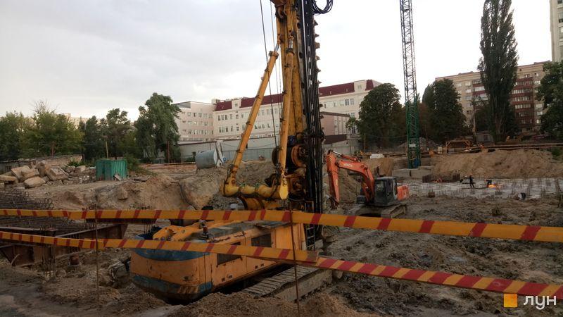 Хід будівництва ЖК OK'LAND, , липень 2019