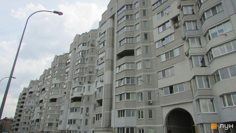 Ход строительства ЖК Петровский обновленный, 2 дом (секции 4, 5, 6, 8), апрель 2016