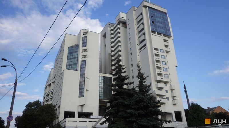 Ход строительства ЖК Берестейский, Дом, июль 2019