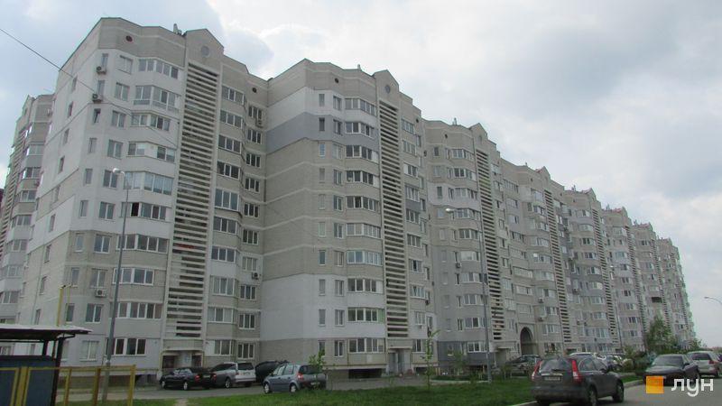 Ход строительства ЖК Петровский обновленный, 5 дом, апрель 2016