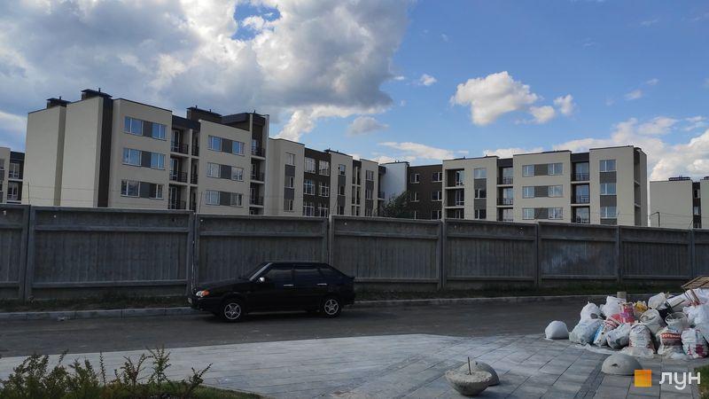 Ход строительства ЖК PARKLAND, дом Smart 13, июль 2019