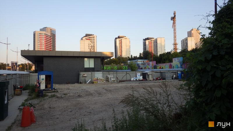 Хід будівництва Апарт-комплекс Standard One Terminal, , липень 2019