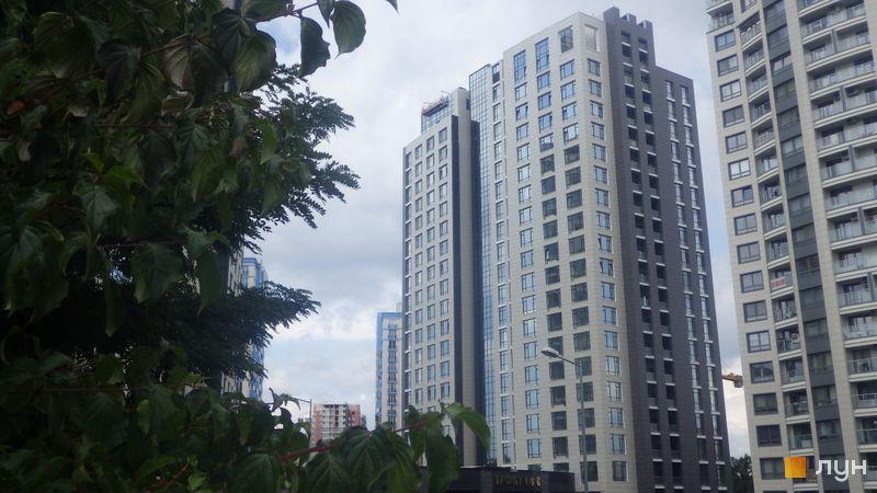 Ход строительства ЖК Park Avenue VIP, 5 дом, июль 2019