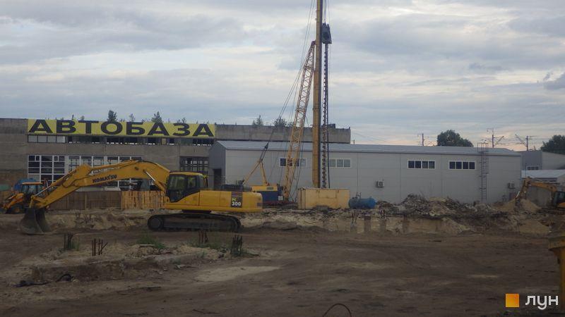 Хід будівництва DOCK32, , липень 2019