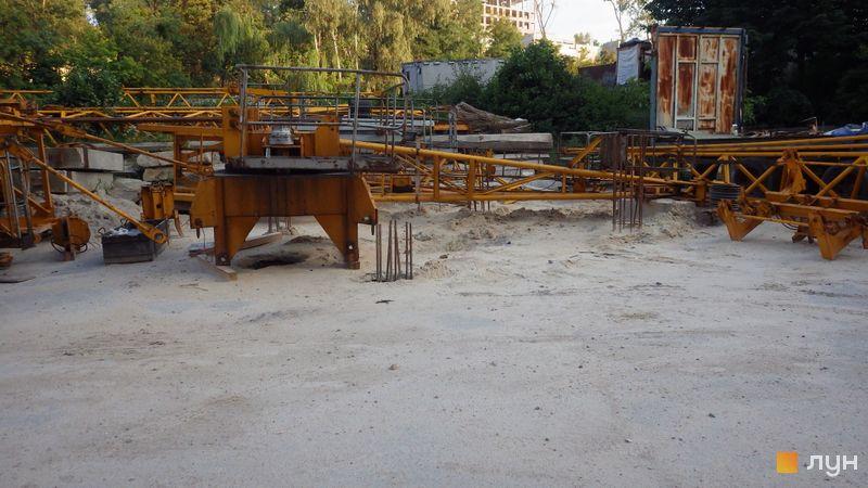 Хід будівництва ЖК Голосіївська Долина, , липень 2019