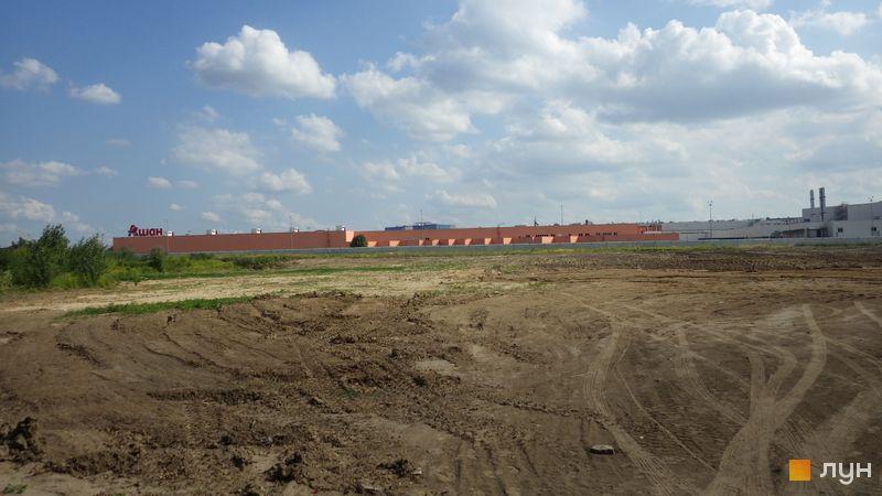Ход строительства ЖК LUCKY LAND, , июль 2019