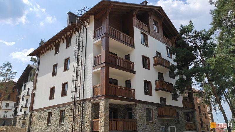 Хід будівництва ЖК DESNA residence, Давос №5, серпень 2019