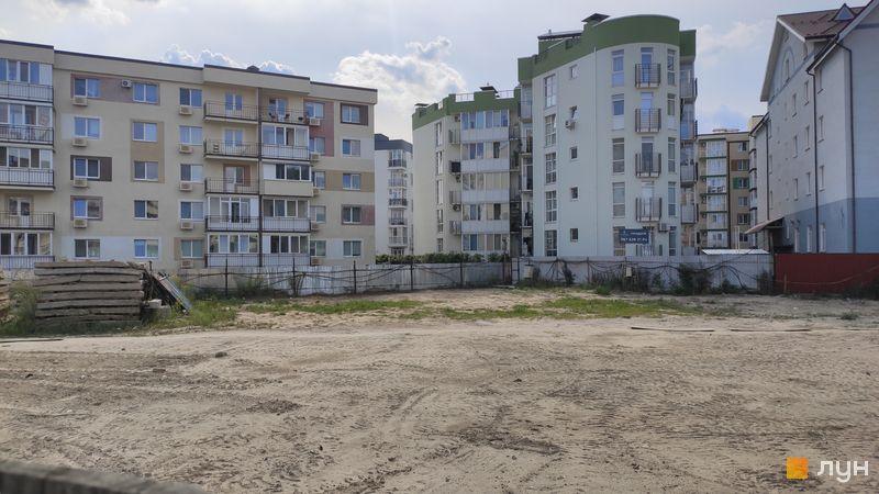 Ход строительства ЖК Власна Квартира, , август 2019