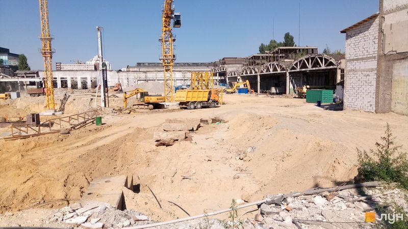 Хід будівництва ЖК UNIT.Home, , серпень 2019