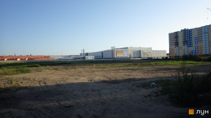 Ход строительства ЖК LUCKY LAND, , август 2019