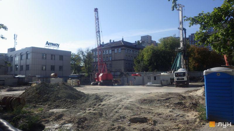 Хід будівництва ЖК А136 Highlight Tower, , серпень 2019