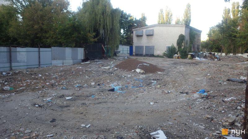Хід будівництва ЖК Голосіївський, , серпень 2019