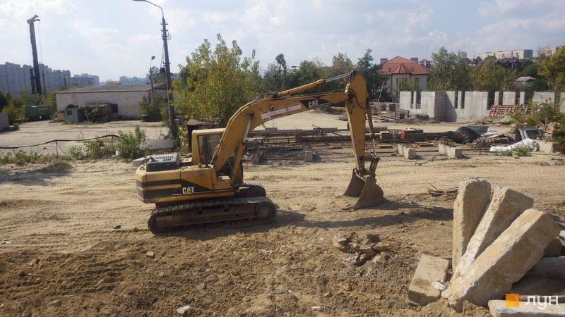 Хід будівництва ЖК Новопечерські Липки, , серпень 2019