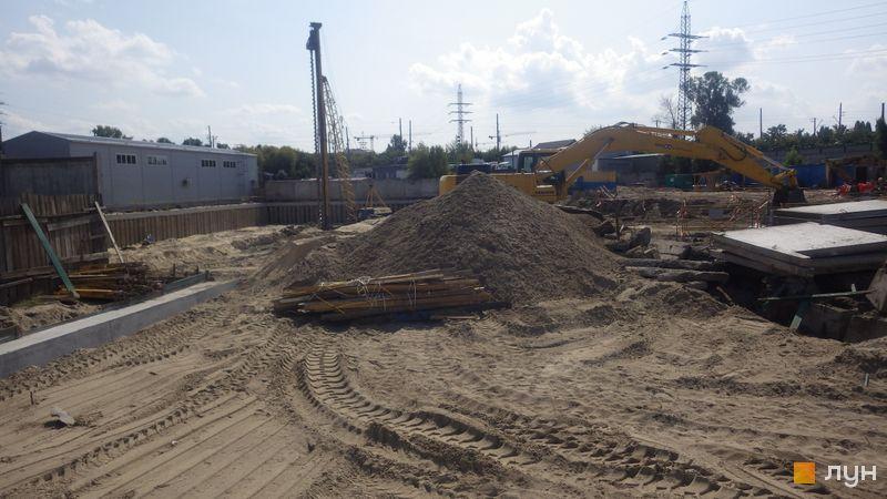 Хід будівництва DOCK32, , серпень 2019