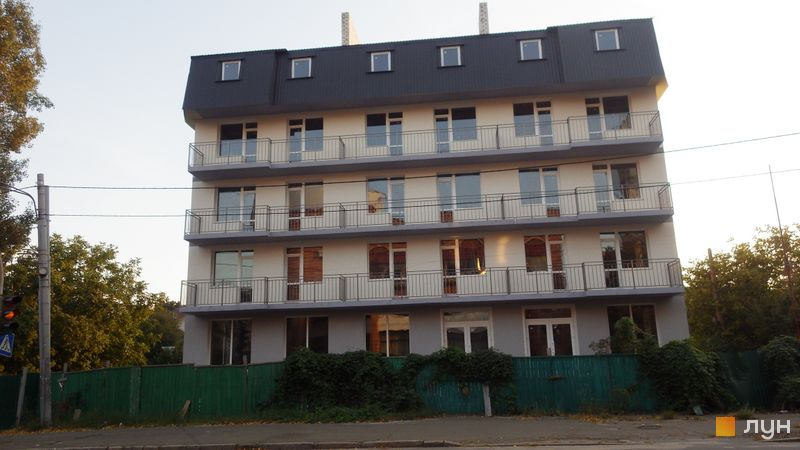 Хід будівництва ЖК Прибалтійський, Будинок, вересень 2019