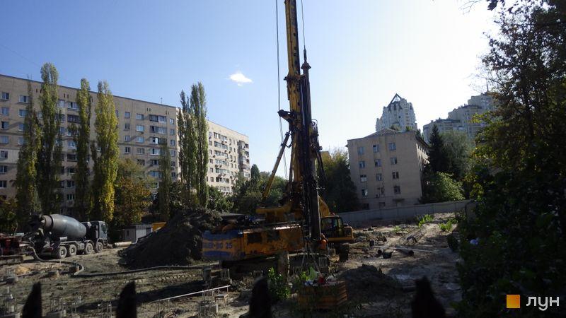 Хід будівництва ЖК CITY HUB, , вересень 2019