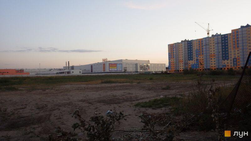 Ход строительства ЖК LUCKY LAND, , сентябрь 2019