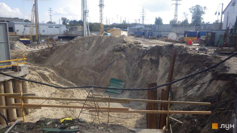Хід будівництва DOCK32, , вересень 2019