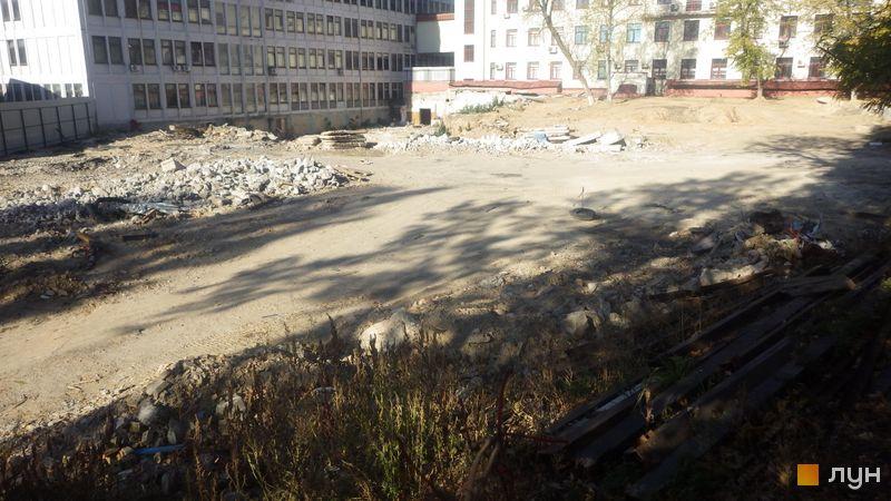 Хід будівництва ЖК Голосіївський, , жовтень 2019