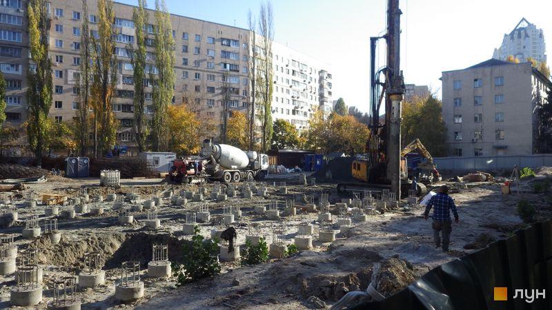 Хід будівництва ЖК CITY HUB, , жовтень 2019