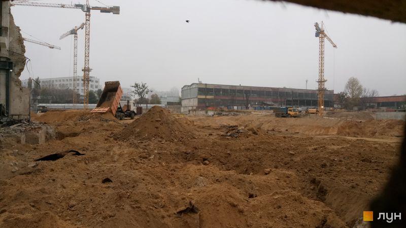 Хід будівництва ЖК UNIT.Home, , жовтень 2019
