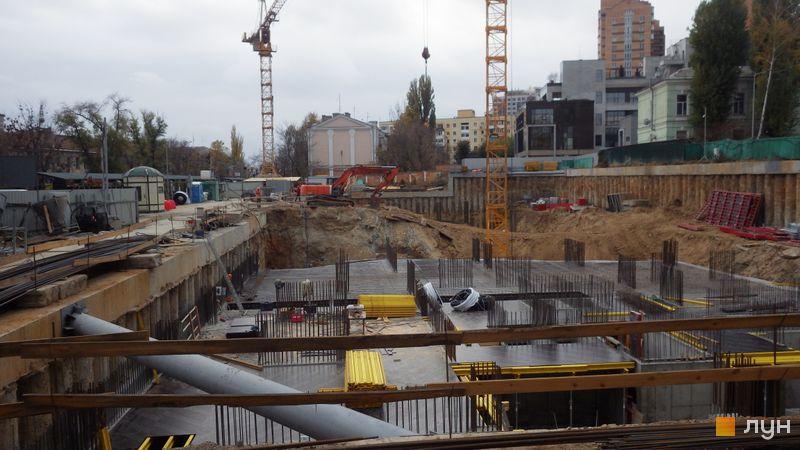 Хід будівництва ЖК Diadans, , жовтень 2019
