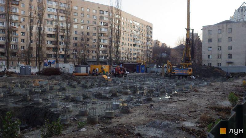 Хід будівництва ЖК CITY HUB, , листопад 2019