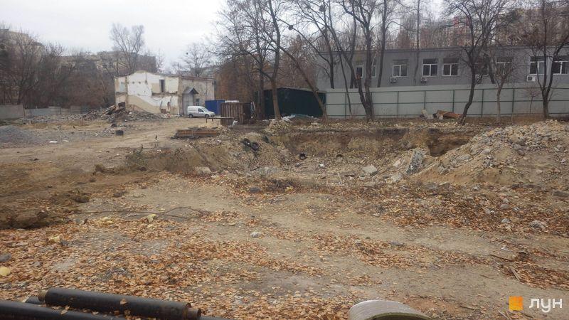 Хід будівництва ЖК Голосіївський, , листопад 2019