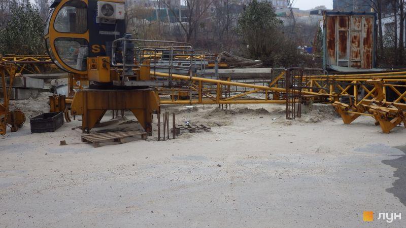 Хід будівництва ЖК Голосіївська Долина, , листопад 2019