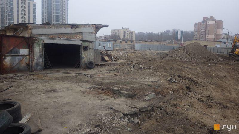 Ход строительства ЖК Delrey, , ноябрь 2019