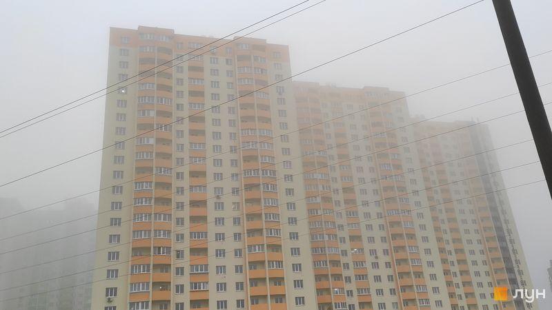 Хід будівництва ЖК Олімпійський, 9, 10 будинки, листопад 2019