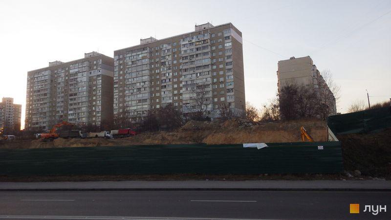 Хід будівництва ЖК POLARIS Home&Plaza, , грудень 2019