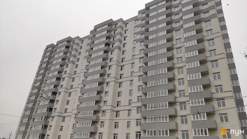 Хід будівництва ЖК Набережний, Будинок, грудень 2019