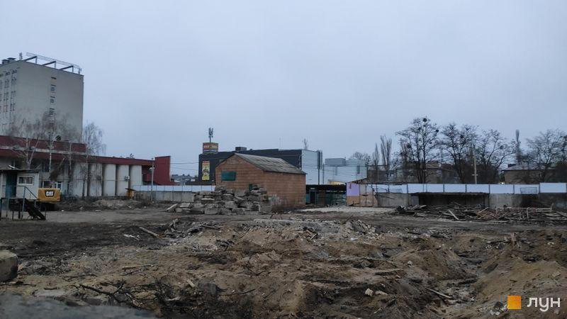 Хід будівництва ЖК Passage Park, , грудень 2019