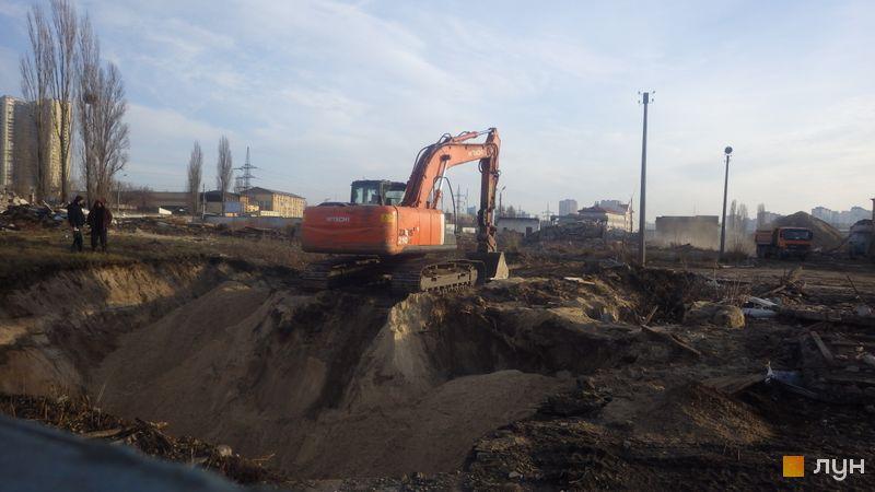 Ход строительства ЖК Star City, , декабрь 2019